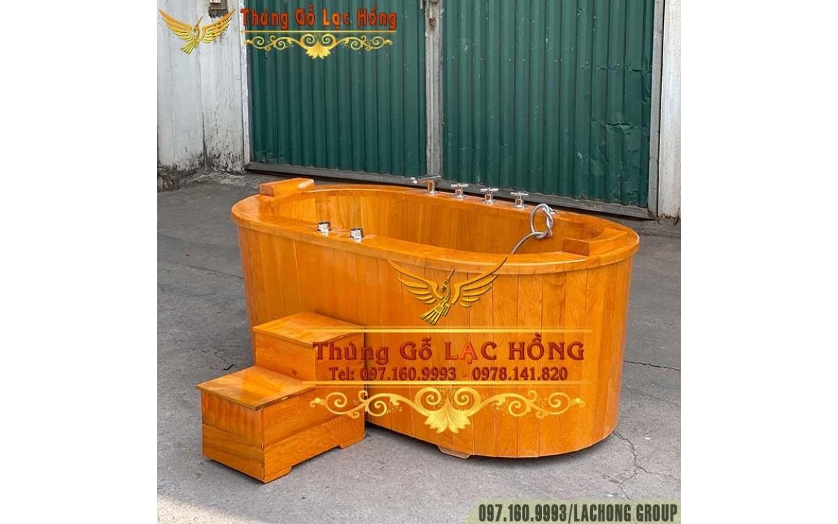 Bạn đã biết cách phân biệt chất liệu gỗ của bồn tắm gỗ chưa? Ban-da-biet-cach-phan-biet-chat-lieu-go-cua-bon-tam-go-chua-1200x750