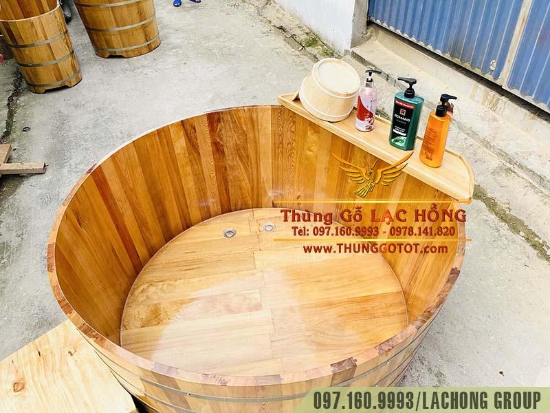 bồn tắm gỗ đà nẵng
