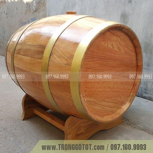 Mua thùng gỗ sồi ở đâu