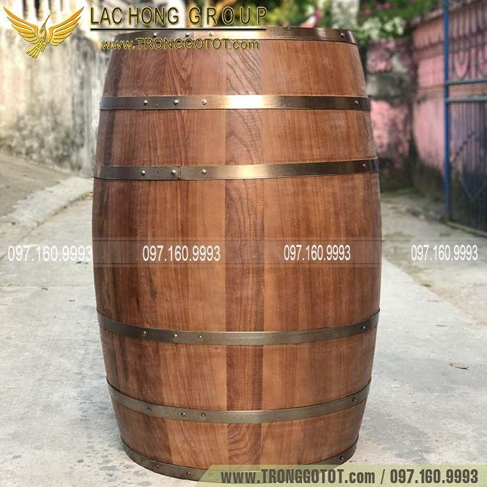thùng gỗ trang trí đà nẵng
