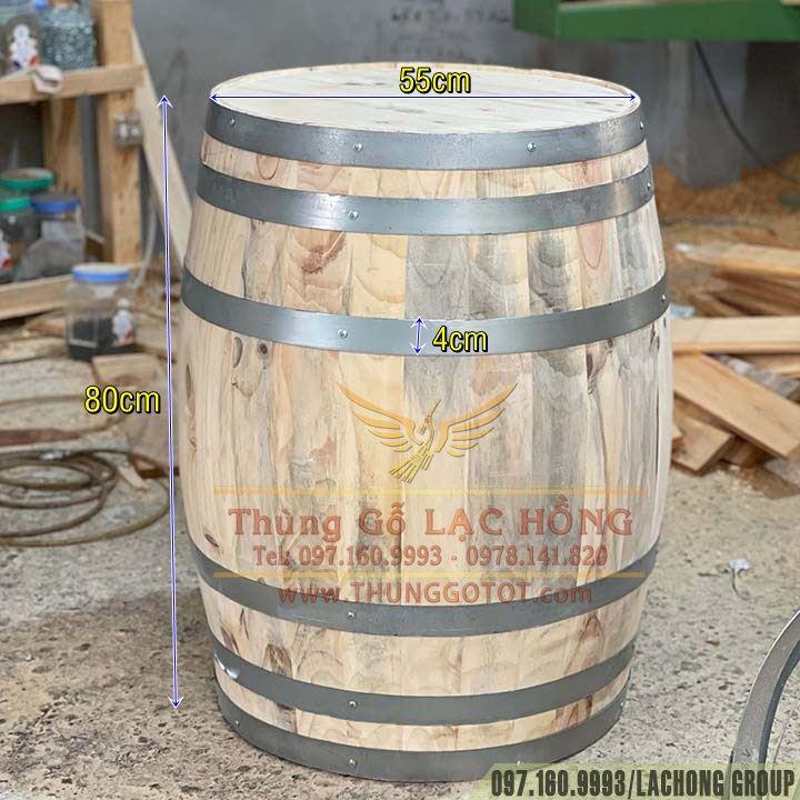mua thùng gỗ