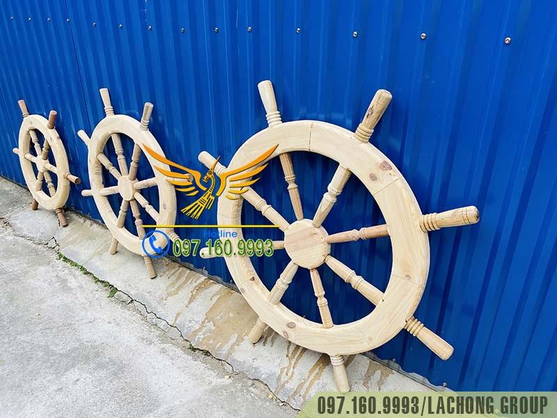 bánh lái tàu bằng gỗ