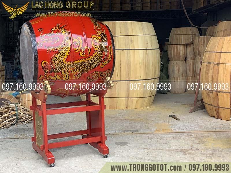 cơ sở sản xuất trống chùa